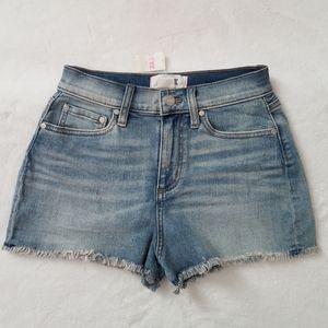 Victoria's Secret PinkHigh Waist Denim Shorts